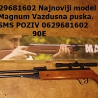 Vazdusna puska B3 Magnum 5,5mm NOVO